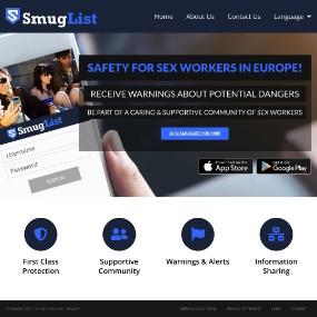 Veiligheidsapp voor sekswerkers in de Benelux